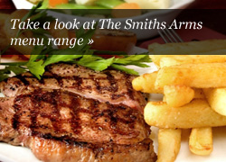 the smiths Arms menu